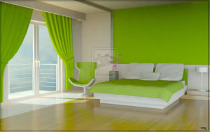 Green-Bedroom-by-eMMka