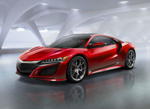 Acura Nsx Wallpaper 2048x1489
