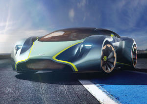 Aston Martin Concept Wallpaper 2048x1444