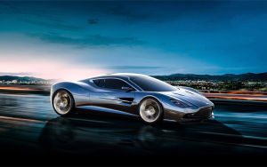 Aston Martin Concept Wallpaper 2560x1600