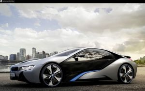 Bmw Concept Wallpaper 1920x1200