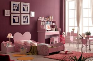 Stunning-kids-bedroom-design-for-girl-with-colorful-furniture-set-as-well-atrractibe-bed-frame-ideas-and