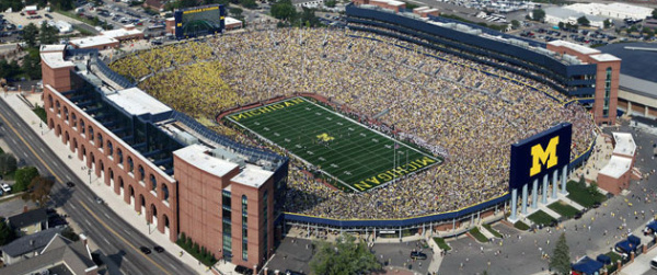 Michigan stadion