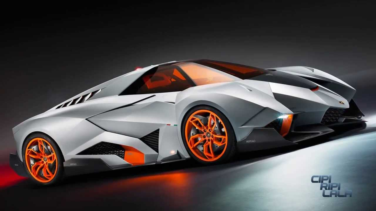 Lamborghini Egoista 2016 Technet Technology Evolution